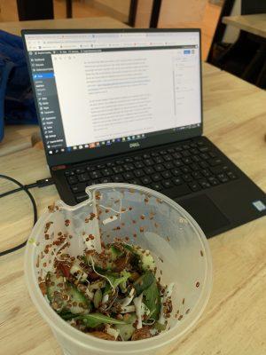 My Quinoa Lunch